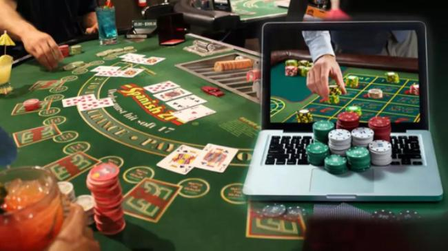 Casino On The Internet Or Casino Land-Based