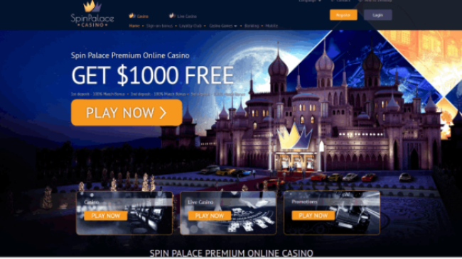 Spin Palace Poker Review